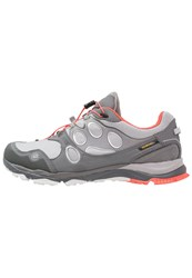 Jack Wolfskin Trail Excite Texapore Trail Running Shoes Hot Coral