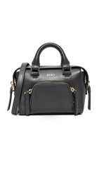 Dkny Greenwich Mini Satchel Black