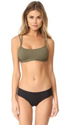 Free People Melt With You Seamless Bra Green
