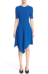 Women's Stella Mccartney Handkerchief Hem Cady Dress
