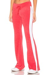 Wildfox Couture Sport Tennis Club Pant Red