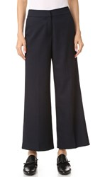 James Jeans Julie Ankle Length Culottes Navy