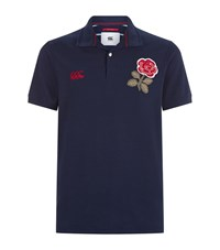 Canterbury Of New Zealand Canterbury England 1871 Plain Polo Shirt Male