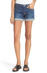 Women's Frame 'Le Cutoff' Cuffed Jean Shorts Welgrave Nordstrom Exclusive