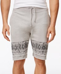 American Rag Oltec Shorts Only At Macy's Pewter Heather