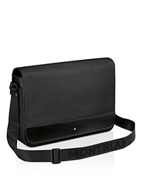 Montblanc Nightflight Messenger Bag Black
