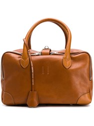 Golden Goose Deluxe Brand Equipage Bag Brown