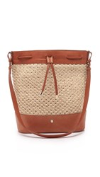 Helen Kaminski Deedee Bucket Bag Natural