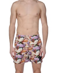 Macchia J Swim Trunks Green
