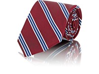 Fairfax Diagonal Striped Textured Silk Necktie