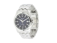 Bulova Mens Precisionist 96B159 Stainless Steel Blue Black Watches
