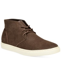 Alfani Chad Chukka Boots Only At Macy's Men's Shoes Brown