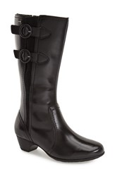 Women's Aravon 'Pauline' Waterproof Tall Boot 1 3 4' Heel