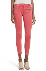 Women's Hudson Jeans 'Nico' Ankle Jeans Red Stone