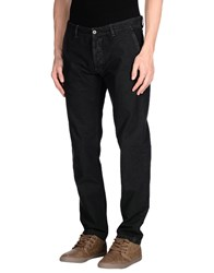 Massimo Rebecchi Trousers Casual Trousers Men Dark Brown