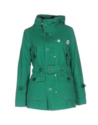 Equipe 70 Equipe' Coats And Jackets Jackets Green