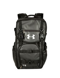 Under Armour Water Resistant Backpack Black