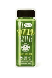 Forever 21 My Soothing Bottle Face Mask Green