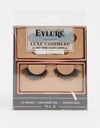 Eylure Luxe Lashes Cashmere No.6 Black