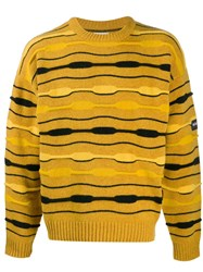 Napa By Martine Rose Striped Crew Neck Jumper 60