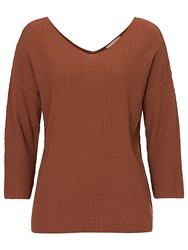 Betty And Co. V Neck Jumper Aztec