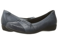 Aravon Andrea Ar Navy Women's Slip On Shoes