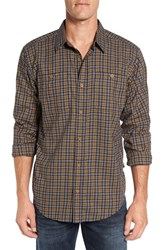Patagonia Men's Relaxed Fit Plaid Sport Shirt