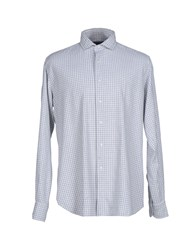Orian Shirts Shirts Men Light Grey