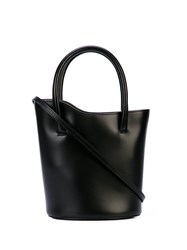 Little Liffner Bucket Bag Black