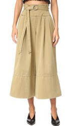 Cinq A Sept Sandy Pants Khaki