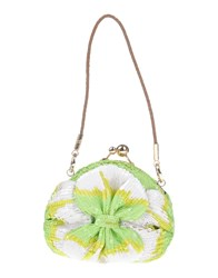 Jamin Puech Handbags Light Green