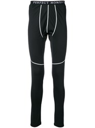 Perfect Moment Thermal Sports Pants Black