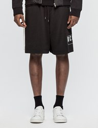 Mcq By Alexander Mcqueen Colorblock Shorts