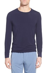 Men's Naked 'Luxury' Long Sleeve Stretch Sleep Top