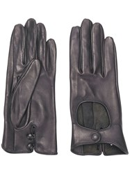 Nina Ricci Driving Gloves Grey