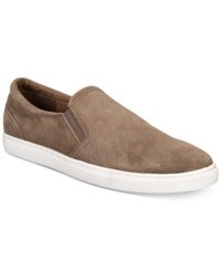 Bar Iii Men's Brant Slip On Sneakers Created For Macy's Men's Shoes Taupe