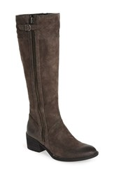 Brn Women's B Rn 'Poly' Riding Boot Peltro Distressed Leather