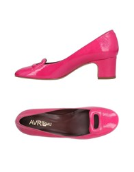 Avril Gau Pumps Fuchsia