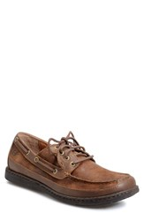 Brn Men's B Rn 'Harwich' Boat Shoe Brown