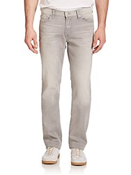 7 For All Mankind Slimmy Slim Fit Jeans Washed Axl