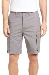 Rodd And Gunn Men's Ludstone Cargo Shorts Shale