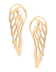 Nadine S Earrings Gold