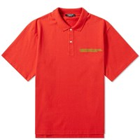 Calvin Klein 205W39nyc Embroidered Logo Classic Polo