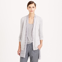 J.Crew Perfect Fit Mixed Tape Cardigan