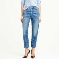 J.Crew Point Sur Shoreditch Selvedge Jean In Chipman Wash