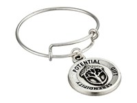 Alex And Ani Expandable Ring Silver Unexpected Miracles Ring