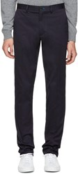 Paul Smith Ps By Navy Slim Chinos