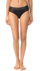 Wildfox Couture Mesh Hipster Briefs Clean Black