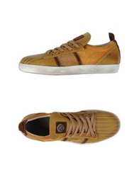 Primabase Low Tops And Trainers Khaki