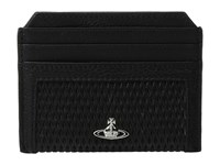 Vivienne Westwood Credit Card Holder Black Credit Card Wallet
